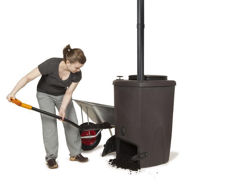Biolan eco toilette a compost