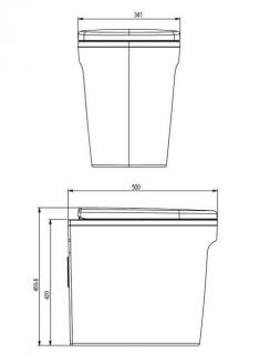 Cinderella urinal 4