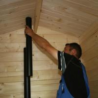 Installer la ventilation biolan 4