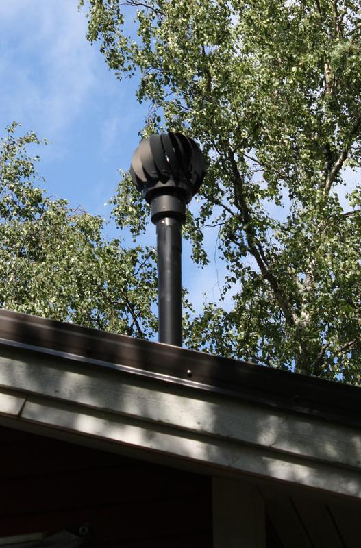 Installer la ventilation biolan 6