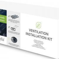 Kit de ventilation cinderella avec tt