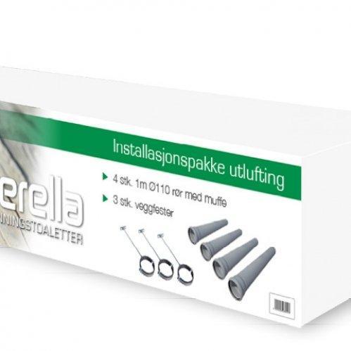 Kit ventillation cinderella sans tt 1
