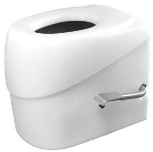 Toilette sèche à séparation d'urine Tentale