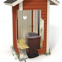 Toilette écologique BIOLAN