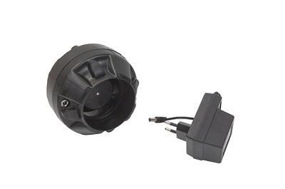 Ventilateur a aspiration biolan noir