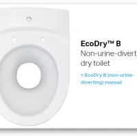 Wostman EcoDry B - Toilettes sèches sans séparation des urines