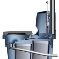 Vue technique TS à séparation des urines BIOLAN