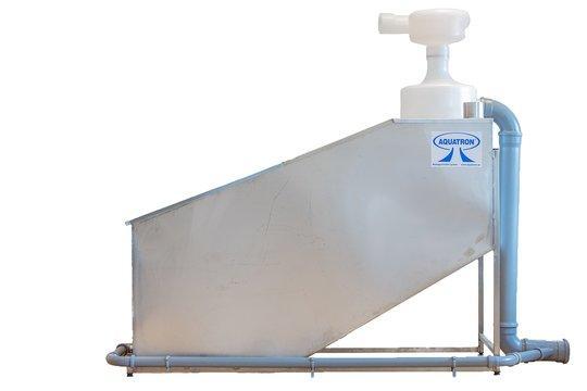Aquatron 1200 separateur et composteur