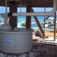 Aquatron 4x300 au bord de la mer