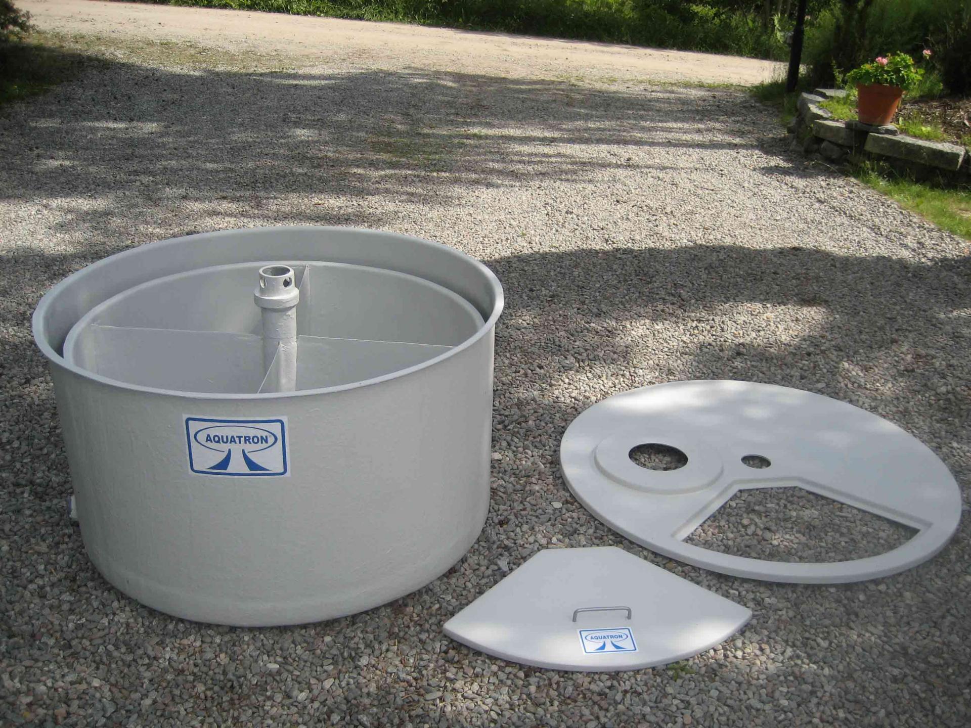 Assamblage composteur aq