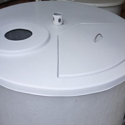 Bac de compostage tourniquet