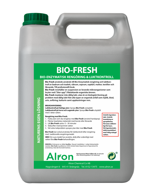 Alron Bio Fresh par EAu2CA