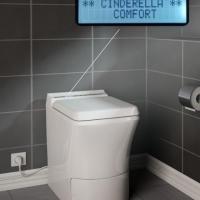 Cinderella comfort display