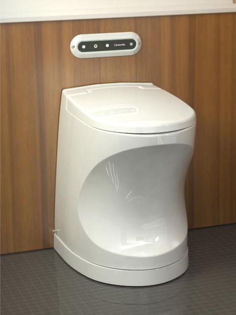 Cinderella motion toilette seche pour caravanes et camping cars 1
