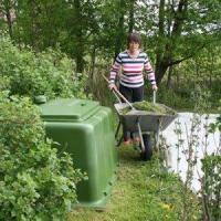 Composteur de jardin biolan 4