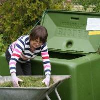 Composteur de jardin biolan 5
