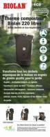 Composteur rapide biolan 220eco guide
