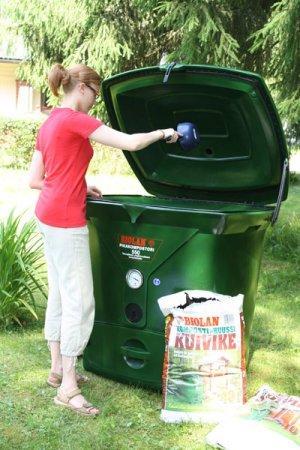 Composteur rapide biolan 550eco 3