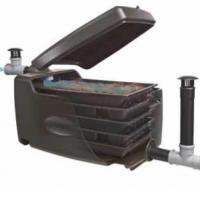 Principe de fonctionnement du filtre à eaux ménagères mobile