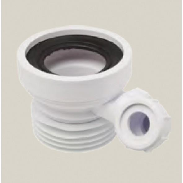 Raccord tuyau d urine pour les toilettes ecochasse