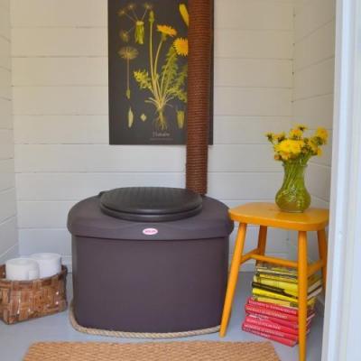 Toilette a compost biolan eco