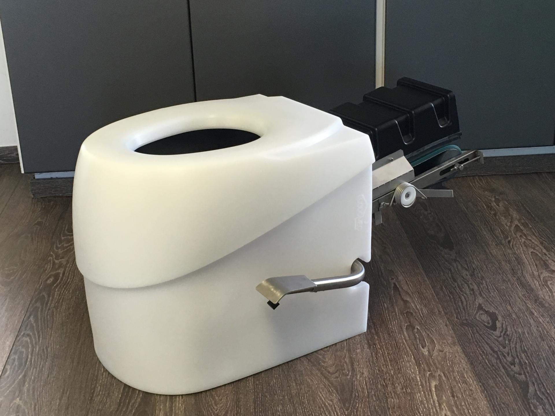 Toilette seche ecodomeo tentale