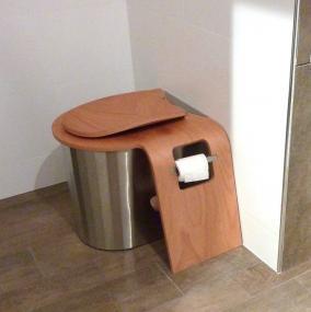 Toilette seche séparative zircone